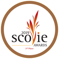 1st place scovie award