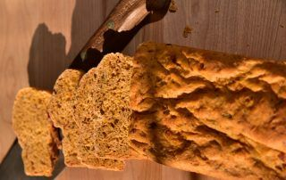 Paulita's Green Chile Bread