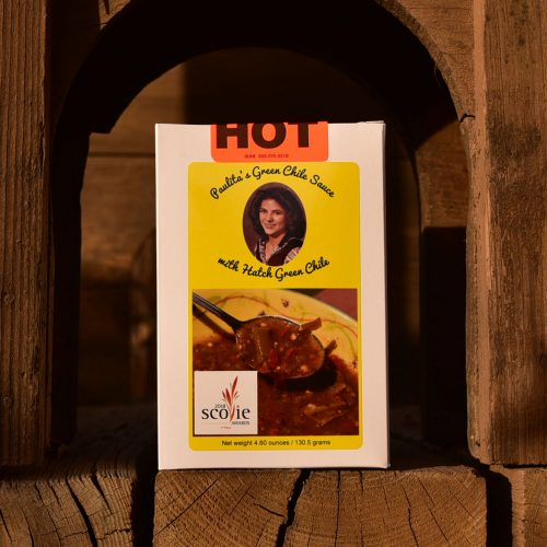 Paulitas Hatch Green Chile Hot