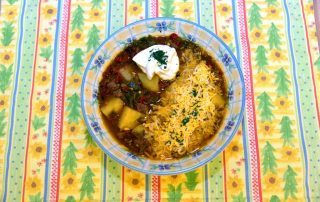 Paulita's Hatch Green Chile Stew