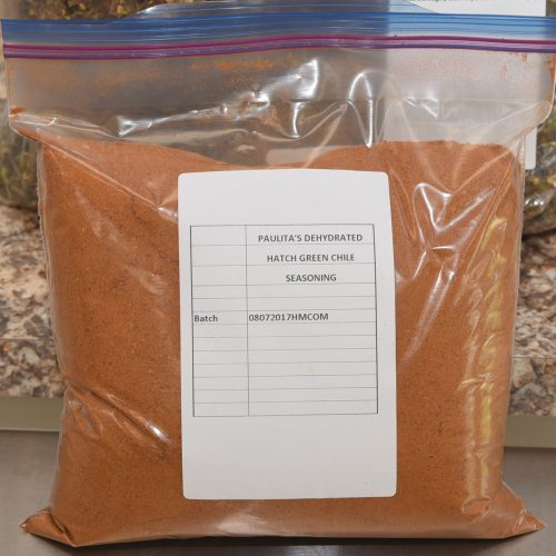Paulita's Hatch Green Chile Seasoning Bulk