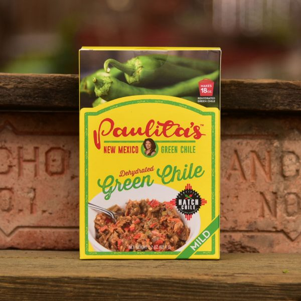 Dehydrated Green Chile Mild