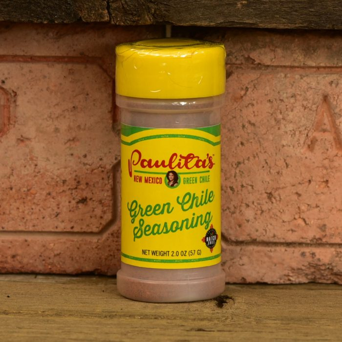Paulitas Hatch Green Chile Seasoning