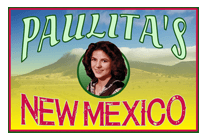 Paulita's New Mexico Logo