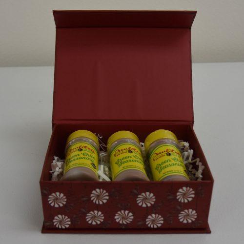 Peppermint Box Inside