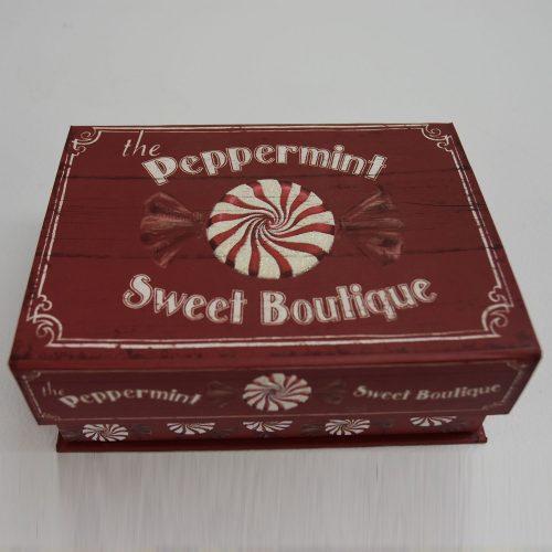 Peppermint Box Outside