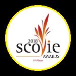 1st Place Scovie Awards