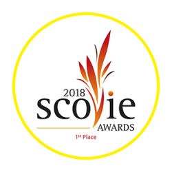 1st Place Scovie Awards